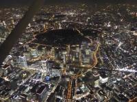 東京駅と皇居